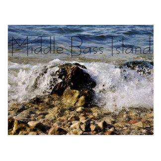 Erie Waves Postcard