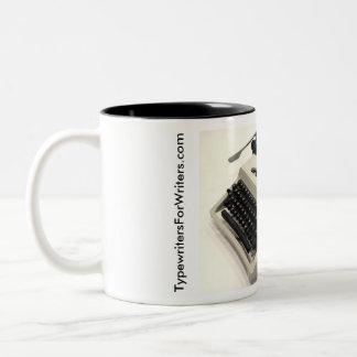 Erika 50/60 typewriter Two-Tone mug
