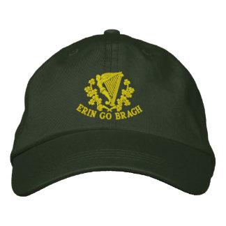 Erin Go Bragh Embroidered Hats