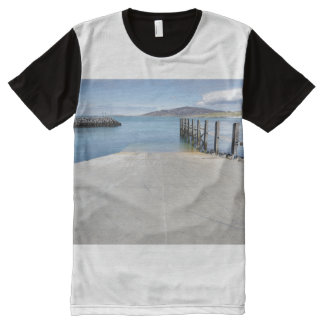 Eriskay, Outer Hebrides All-Over Print T-Shirt