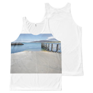 Eriskay, Outer Hebrides All-Over Print Tank Top
