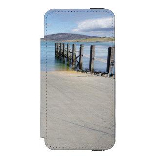 Eriskay, Outer Hebrides Incipio Watson™ iPhone 5 Wallet Case