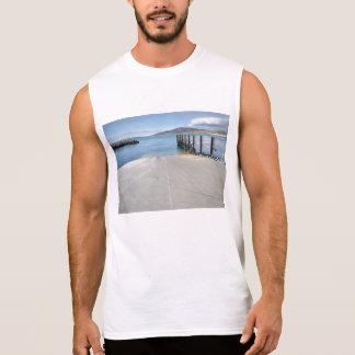 Eriskay, Outer Hebrides Sleeveless Shirt