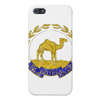 Eritrea Coat Of Arms iPhone 5/5S Cover