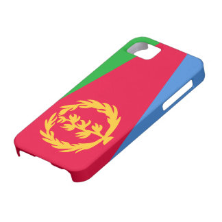 Eritrea Flag iPhone 5 Case