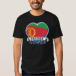 Eritrea Rocks Tshirts