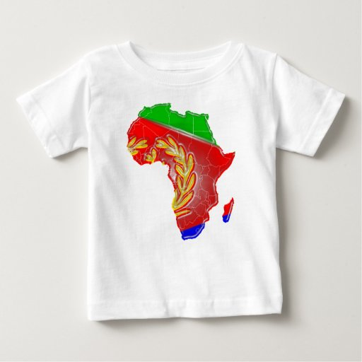 Eritrea Tee Shirts