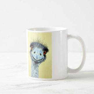Ermintrude the Emu Coffee Mug