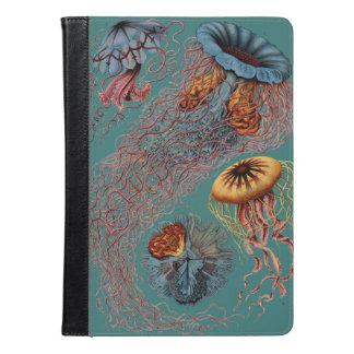 Ernst Haeckel's Discomedusae iPad Air Case