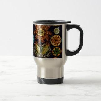 Ernst Haeckel's Ascidiae Ocean Life Travel Mug