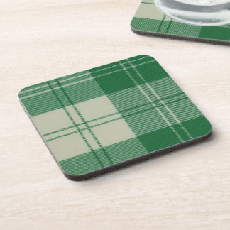 Erskine Dress Green Cork Coaster 6 Pack