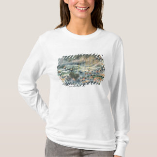 Eruption of a Volcano on Martinique T-Shirt