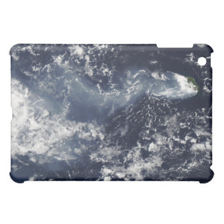 Eruption of Piton de la Fournaise, Reunion Isla iPad Mini Cover