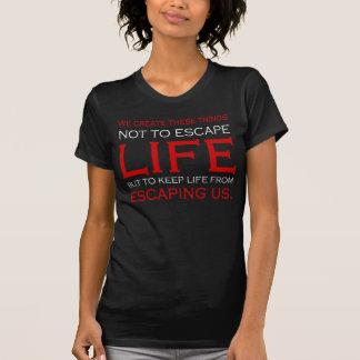Escape Life ladies t-shirt