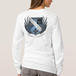 ESH Lady Back Crest T-Shirt