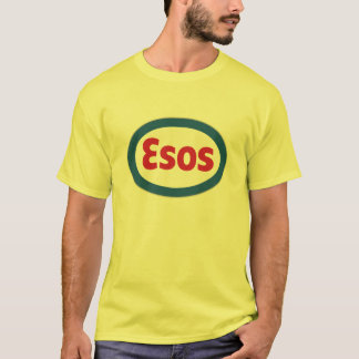 ESOS Yellow - front and back T-Shirt