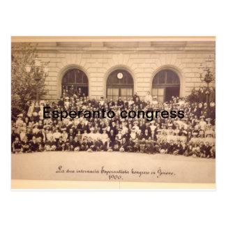 Esperanto museum in Vienna Postcards