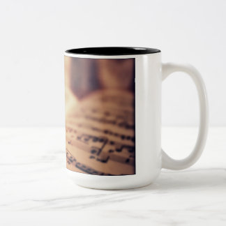 Espressivo... Two-Tone Mug