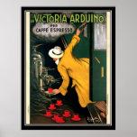 Espresso Coffee poster circa 1922 Poster