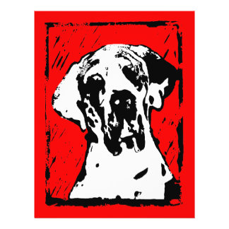 Esra Harlekin Great Dane Flyer