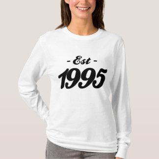 established 1995 - birthday T-Shirt