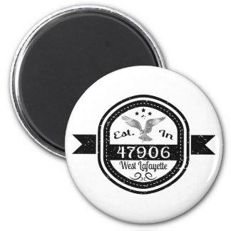 Established In 47906 West Lafayette Magnet