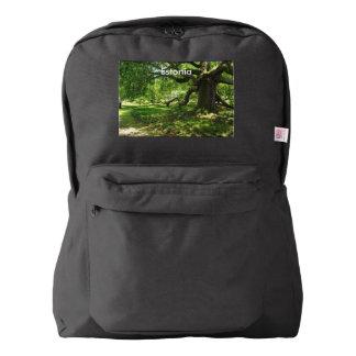 Estonia Landscape Backpack