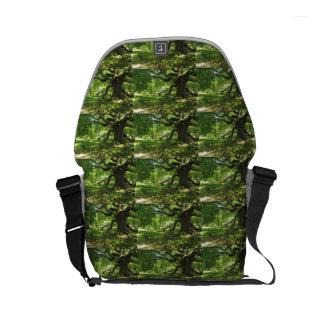 Estonia Landscape Messenger Bags