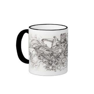 Eternal Cycle Ringer Mug