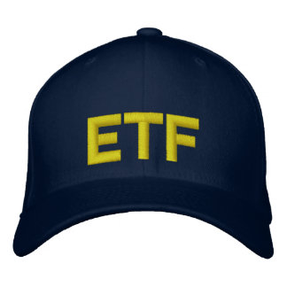 ETF Agent Embroidered Hat