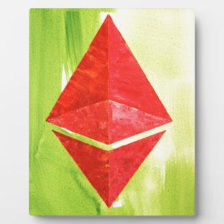 Ethereum Display Plaques