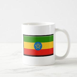 Ethiopia Flag Coffee Mug