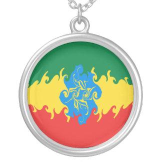 Ethiopia Gnarly Flag Custom Jewelry