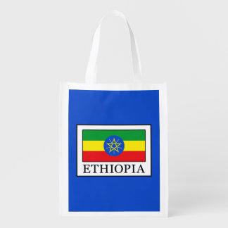 Ethiopia Reusable Grocery Bag