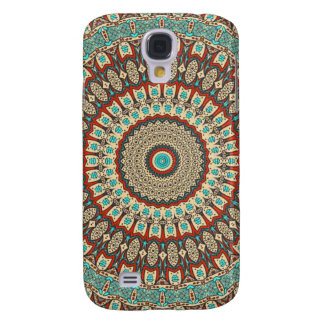 Ethnic concentric pattern galaxy s4 case