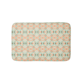 Ethnic Moroccan Motifs Seamless Pattern 18 Bath Mat