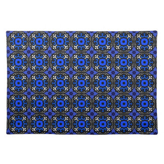 Ethnic Pattern with Turkish Motifs Placemat