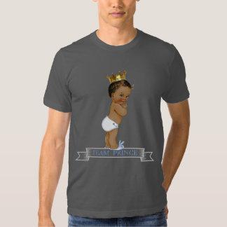 Ethnic Prince Gender Reveal T-Shirt