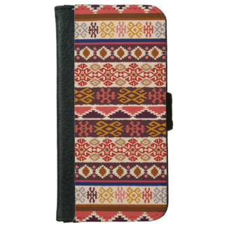 ethnic style iPhone 6 wallet case