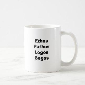 Ethos Pathos Logos Bogos Coffee Mug