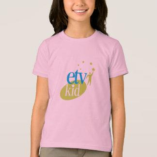 ETV Kid Ringer T-Shirt