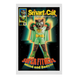 ETV Smart Cat poster