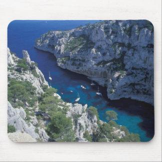 EU, France, Provence, French Riviera Coast, 2 Mouse Pad