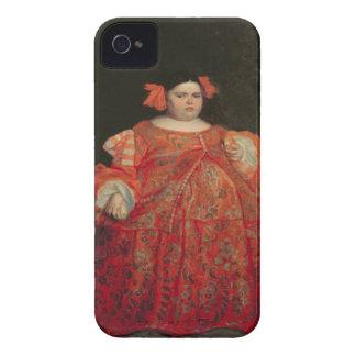 Eugenia Martinez Vallejo, called La Monstrua (oil iPhone 4 Case-Mate Case