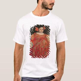 Eugenia Martinez Vallejo, called La Monstrua (oil T-Shirt