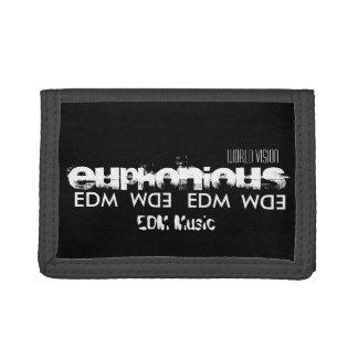 Euphonious EDM Music Wallet