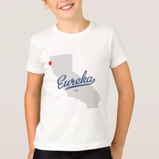 Eureka California CA Shirt
