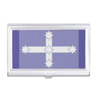 Eureka Flag Business Card Holder