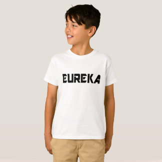 😜💡Eureka-Funny Cool Exclamation Fabulous Kids' T-Shirt