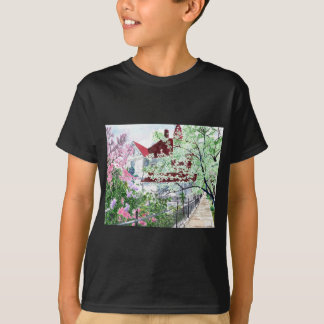 Eureka Springs Victorian House T-Shirt
